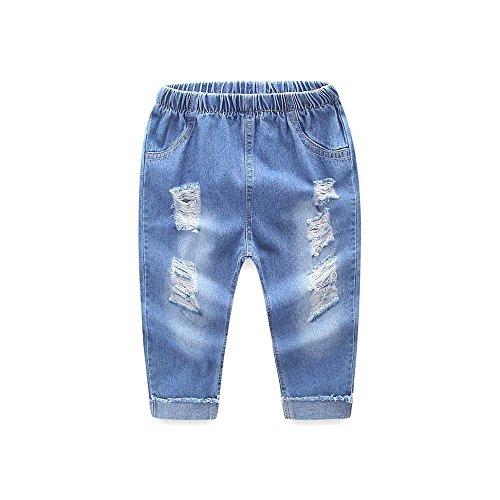 Completino Bambino,Pantaloni Ragazze Jeans Bambino Leggings Sportivi Ragazze Leggings Sportivi Ragazze...