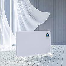 BUKEHANWEI Radiadores Bajo Consumo Electricos Programable, Calefactor Electrico Baño Pared 2000W, Acumuladores Calor Azul con Termostato, IPX4 Prueba de Agua