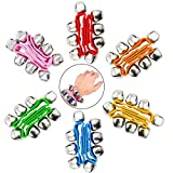 POPLAY Band Wrist Bells,12 PCS