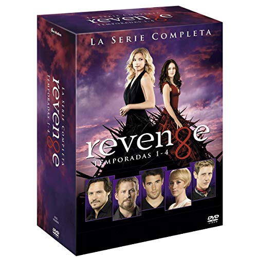 Revenge - Temporadas 1-4 (Serie Completa) [DVD]