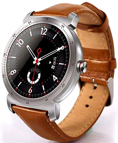 Moda K88H Plus Reloj Inteligente Hd Pantalla Monitor De Ritmo Cardíaco Podómetro Fitness Tracker Reloj Inteligente Conectado Para Android iPhone Noble/E-C