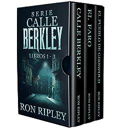 Serie Calle Berkley libros 1 - 3: Horror sobrenatural con ...