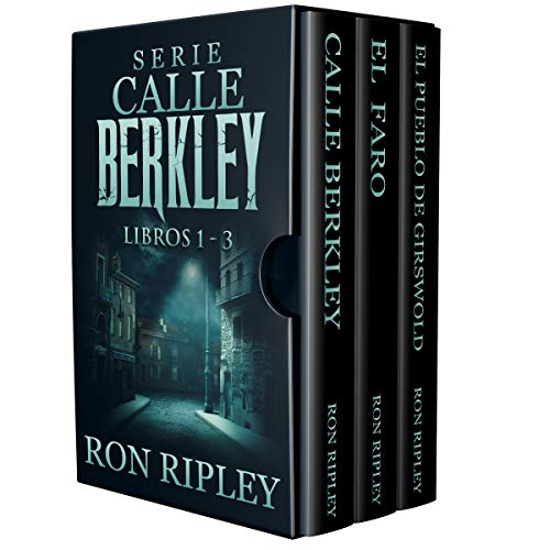 Serie Calle Berkley libros 1 - 3: Horror sobrenatural con fantasmas es