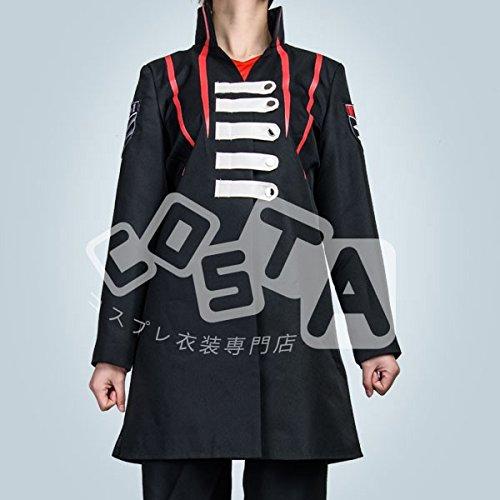 『ワールドトリガー 太刀川隊 A01 隊服 コスプレ衣装(2739)』のトップ画像