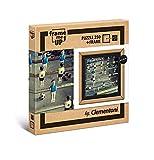 Clementoni- Puzzle Frame Me Up-Foosball-250 Pezzi, Multicolore, 38504...