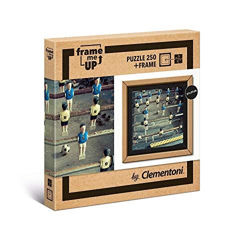 Puzzle con marco 250 pzas Foosball, Multicolor (38504) , color/modelo surtido
