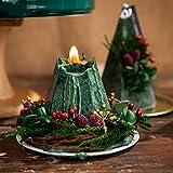 Jamicy TM - Juego de velas aromáticas para decoración del hogar, cumpleaños, bodas, regalo, multicolor