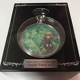 Dissidia Final Fantasy Opera Omnia Pocket Watch vol.1 [Shantotto] Separately