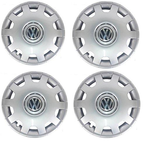 VAG Recambios Originales- Tapacubos Llanta 14 Volkswagen Golf 4, 1J0601147L