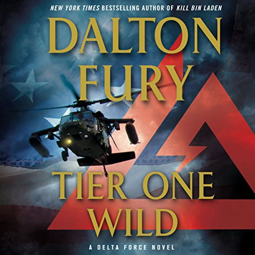 Tier One Wild audiobook cover art