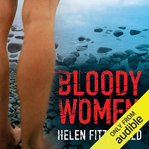 Bloody Women audiobook cover art
