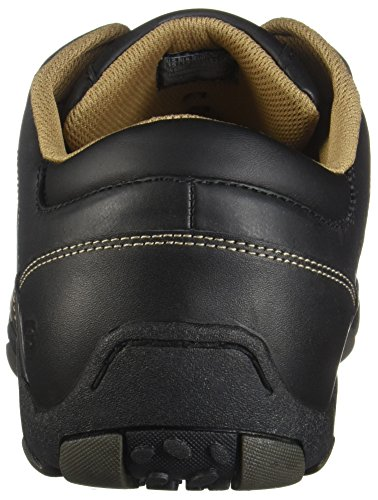 Skechers Diameter - Vassell 62607, Sneakers Uomo, Nero (Black/Tan), 45 EU (10 UK)