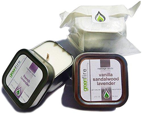 Photo de greenfire-all-natural-massage-candles