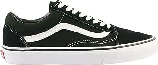 Unisex Old Skool Black Sneaker - 7.5