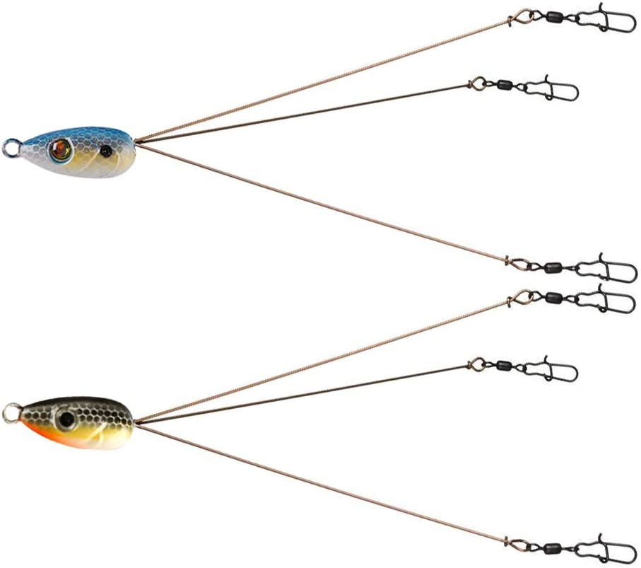 Alabama Rig Umbrella for Bass Fishing Baits 3 Swim Max 63% OFF Arms Ba It is very popular Lures