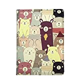 Ropada Case Kindle Paperwhite 2018 Released Kindle 10th Generation E-Reader 6'' PU Leather Kindle Covers(Will Also Fit Other Kindle Versions) Blossom