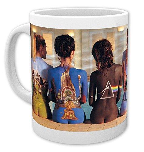 Tasse Pink Floyd Bodypainting