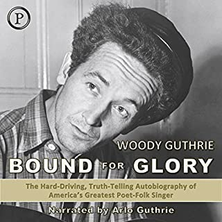 Bound for Glory audiobook cover art