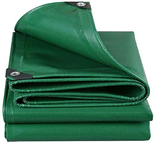 Espesar la Lona a Prueba de Lluvia con Arandelas Hoja de Lona Impermeable al Aire Libre Camping Sunscreen Shed Cloth