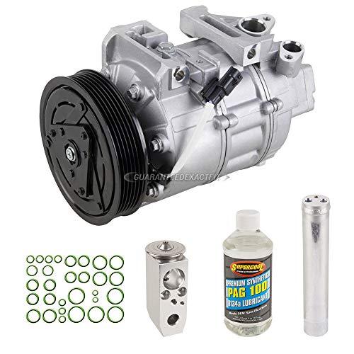 OEM AC Compressor w/A/C Repair Kit For Nissan Altima 2.5L 2007 2008 2009 2010 2011 2012 - BuyAutoParts 60-81436RN NEW
