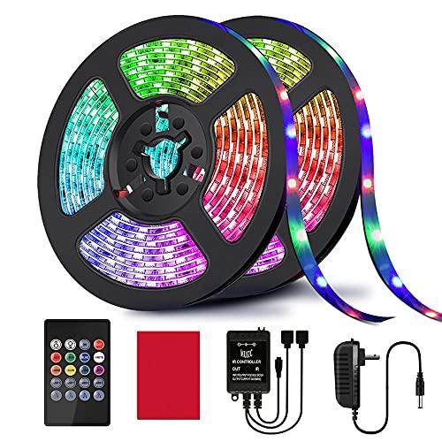 HRDJ RGB Strip Lights