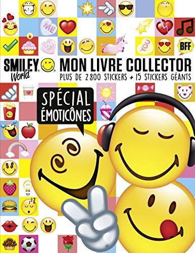 Mon livre collector spécial émoticônes (Smiley World)