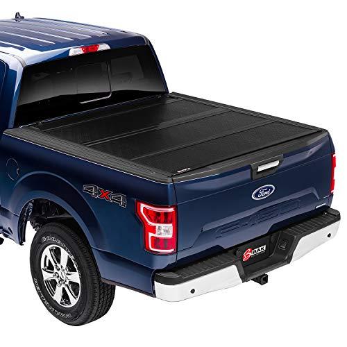 BAK BAKFlip FiberMax Hard Folding Truck Bed Tonneau Cover | 1126329 | Fits 2015 - 2020 Ford F150 5'...