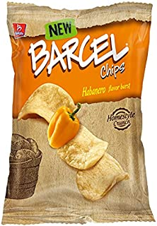 Barcel Chips Toreadas Habanero 4.1oz Pack of 6