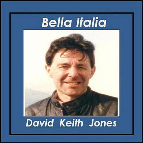 David Keith Jones