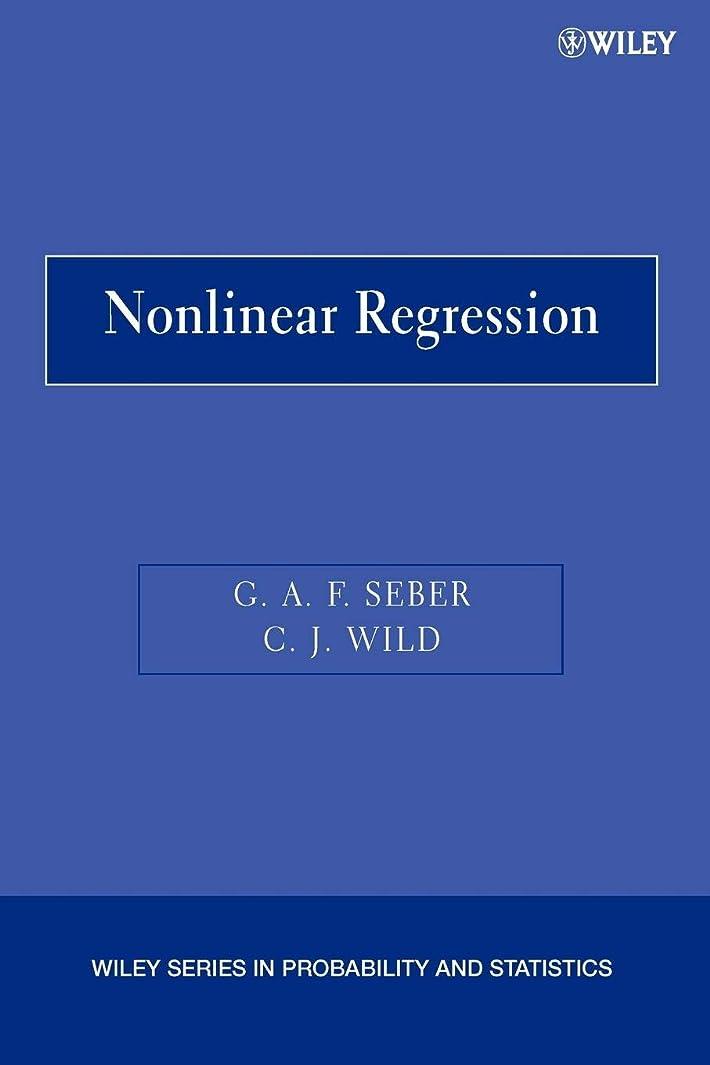 消す発見注入Nonlinear Regression (Wiley Series in Probability and Statistics)