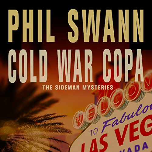 Cold War Copa audiobook cover art