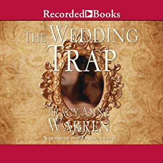The Wedding Trap audiobook cover art