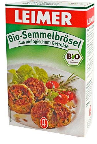 Leimer Bio-Semmelbrösel Packung (1 x 200 g)