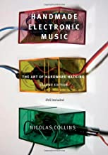 handmade electronic music book