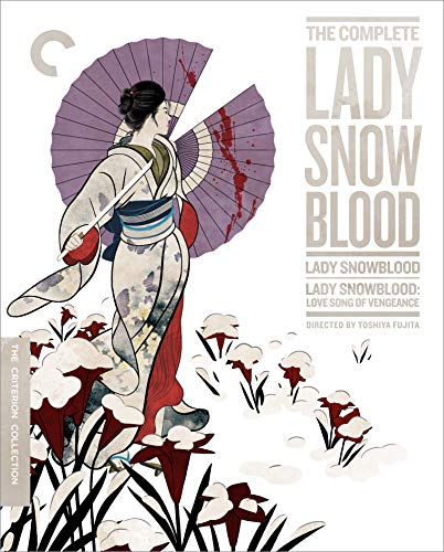 The Complete Lady Snowblood (The Criterion Collection) [Blu-ray]