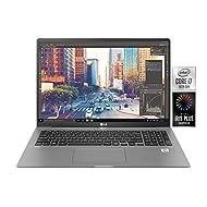 """LG Gram 17Z90N, Display 17"""" QHD 16:10 IPS, 2560x1600, Intel Core i7-1065G7, RAM 16GB DDR4, SSD 512GB, Thunderbolt3, Batteria 80Wh (Fino a 17 Ore), Win10 Home (64bit), Tastiera Italiana, Peso 1350g"""