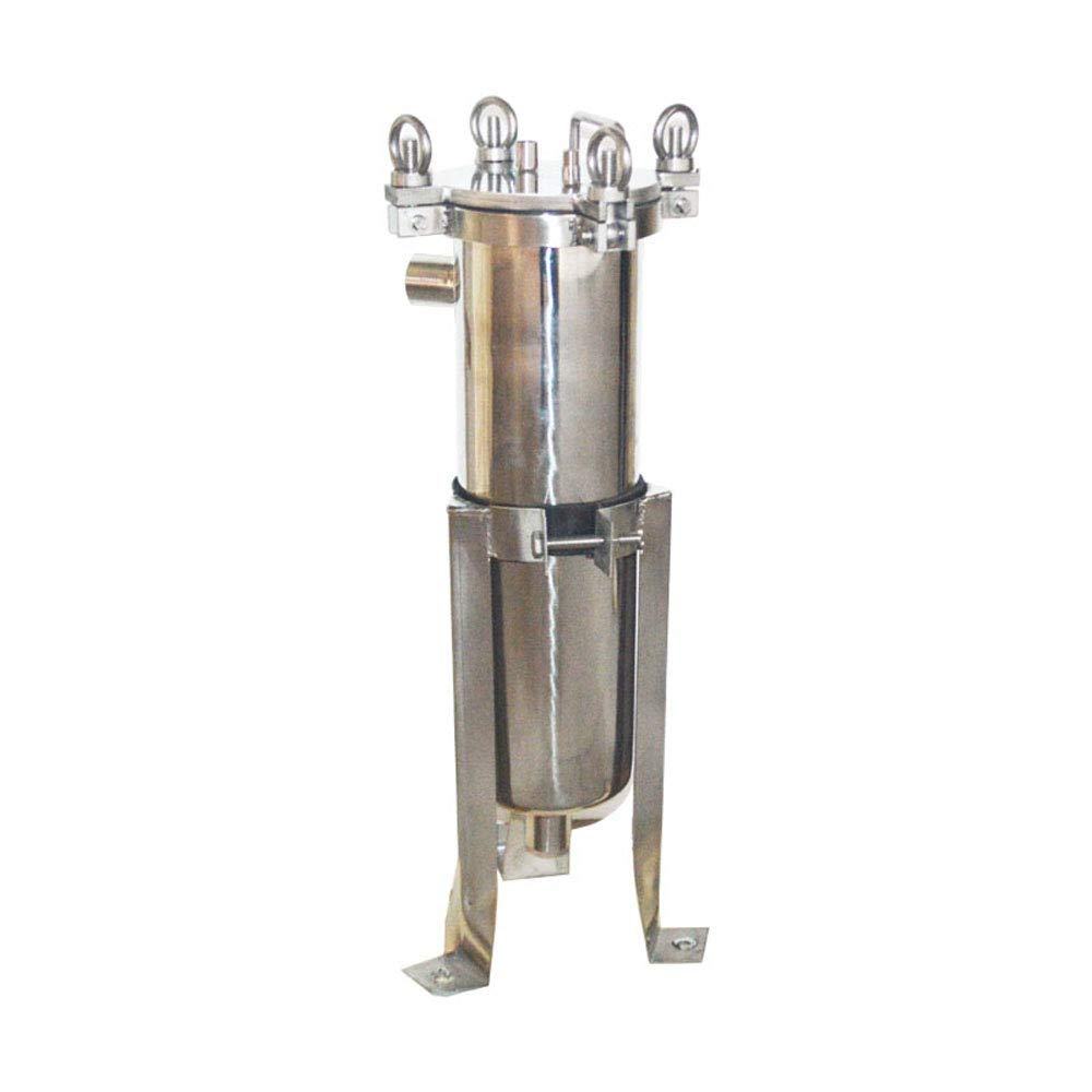 INTBUYING #4 Bag Filter Housing 304 O in Stainless trust 1