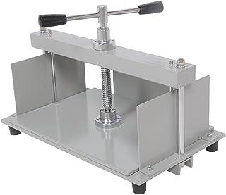 YUCHENGTECH A3 420 x 300 mm manuell papperspressmaskin platt maskin för bröstkorgsfakturor stämpel