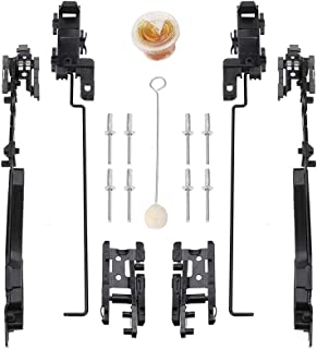 Sunroof Track Repair Kit, Fit for 2000-2016 Ford F150 F250 F350 F450 Expedition Lincoln Navigator Lincoln Mark LT