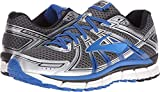 Brooks Men's Adrenaline GTS 17, Anthracite/Blue, 8 EE - Wide