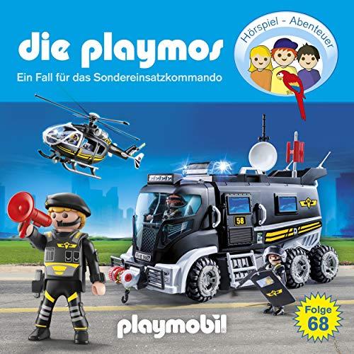 Ein Fall für das Sondereinsatzkommando. Das Original Playmobil Hörspiel cover art