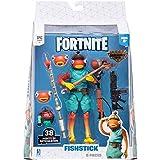 フォートナイト フィッシュスティック おもちゃ フィギュア 人形 Fortnite Fishstick レジェンダリーシリーズ Legendary Series Figure 15センチ [並行輸入品]