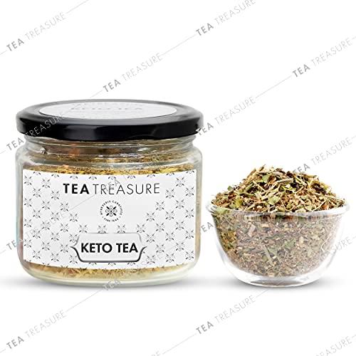 TeaTreasure Keto Tea for Weight Management