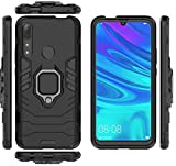 Wellpoint|Designed for||Honor* 9X*2020*case*Back *Cover*Mobile Phone* Black*Latest*Transparent* Covers*and*Cases*Phones*9 x* (Robot-Black)