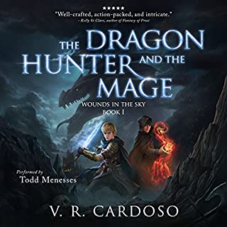 The Dragon Hunter and the Mage Titelbild