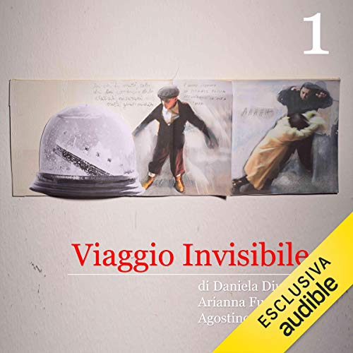 Odissea visionaria (Viaggio invisibile 1) copertina