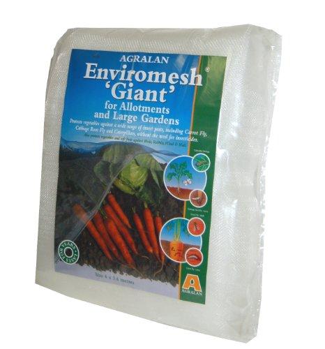 Agralan M50 Enviromesh Filet de Protection allotissements et Grands Jardins Taille géant