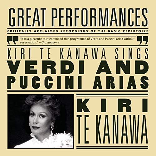 Kiri Te Kanawa, London Philharmonic Orchestra, Sir John Pritchard