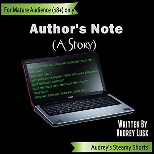 Author's Note audiobook cover art
