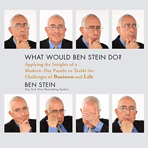 What Would Ben Stein Do?  By  cover art